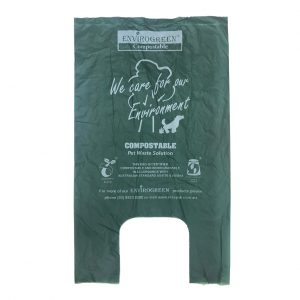 Compostable Dog Waste Bag