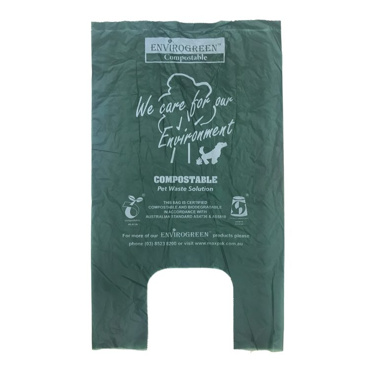 Compostable Dog Waste Bag