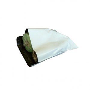 5kg White Courier Satchel 52 x 43 cm