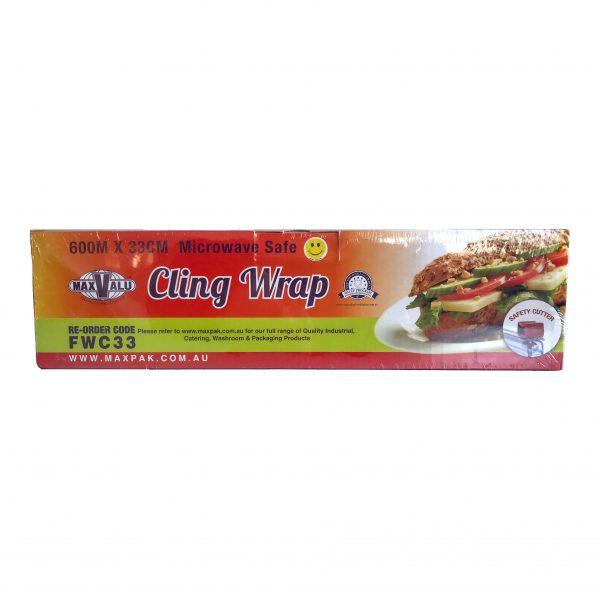 MaxValu Cling Wrap 33cmx600m