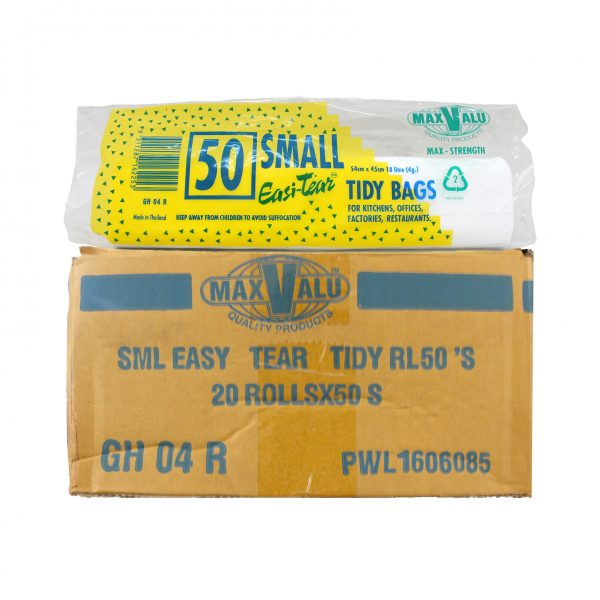 Small Easy Tear Tidy Bags