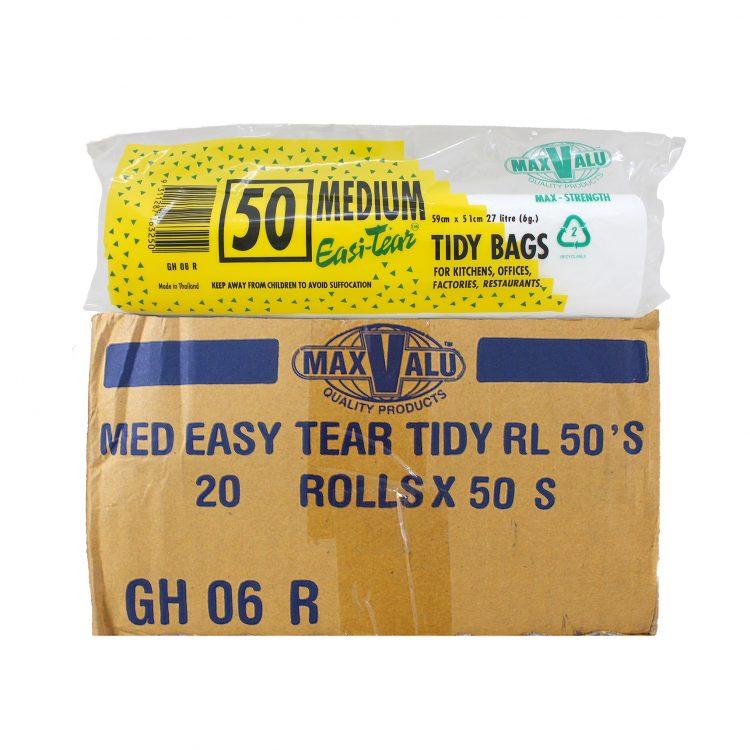 Medium Easy Tear Tidy Bags