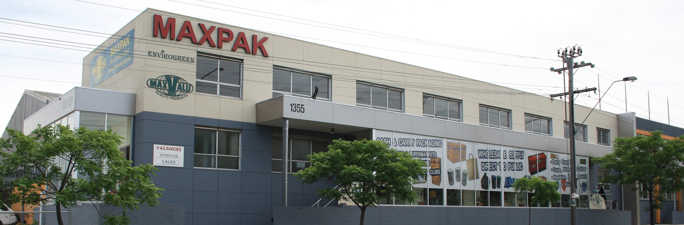 Maxpak Building