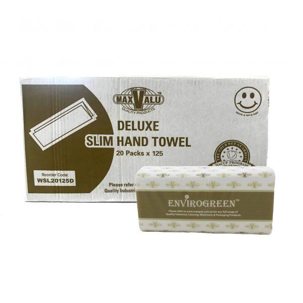 Deluxe Slim Hand Towel